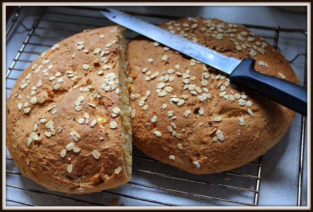 Dejligt brød fra en fiktiv by